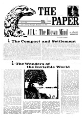 The Paper Vol. II No. 7 — Nov. 11, 1966