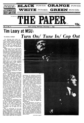The Paper Vol. II No. 9 — Dec. 1, 1966