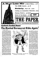 The Paper Vol. II No. 16 — Feb. 20, 1967