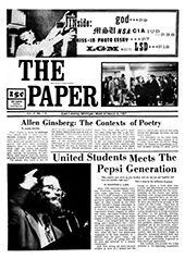 The Paper Vol. II No. 18 — Mar. 6, 1967